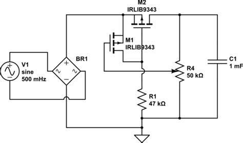 Transistors Last Resort Debug Voltage Limiter