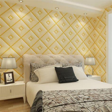 gold accent wall  modern diamond pattern pvc vinyl