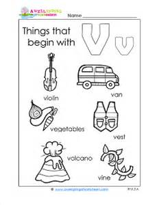 things that begin with