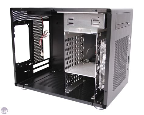 Lian Li Pc-q08 Mini-itx Case Review