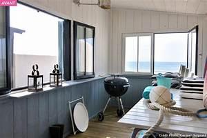 Déco Bord De Mer. deco salon vintage with scandinave salon d ...