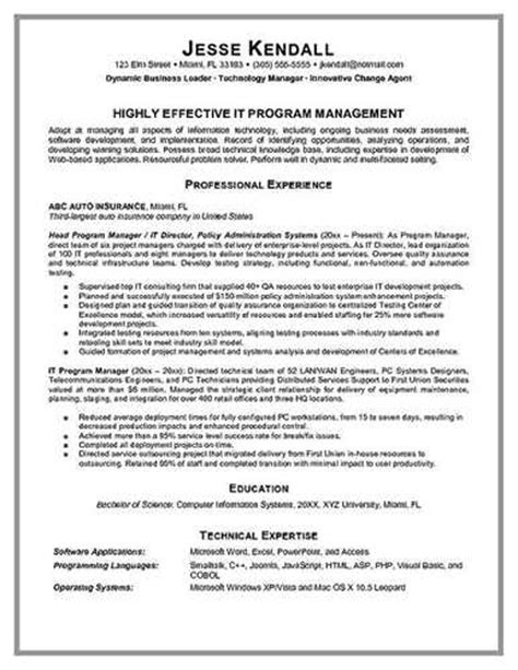 At T Your Resume Is Being Reviewed by Program Manager Resume Exle Related