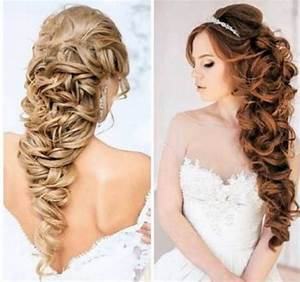 Coiffure Femme Pour Mariage : coiffure pour mariage invit e ~ Dode.kayakingforconservation.com Idées de Décoration