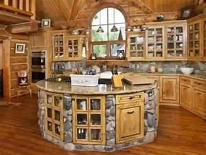 Log cabin interior design ideas best decoration plan for for Log homes interior designs 2