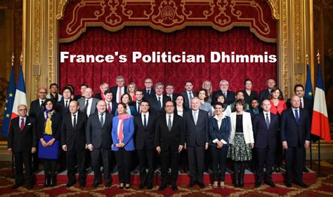 France's Politician Dhimmis