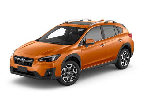 subaru xv  price list dp monthly promo