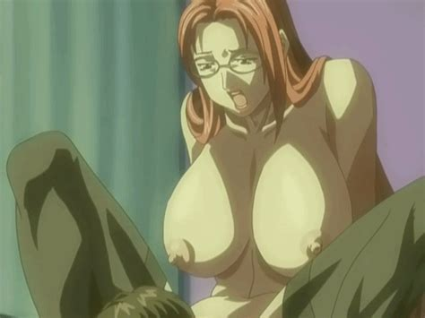 anime big_breasts breasts cleavage_(game) couch erika ...