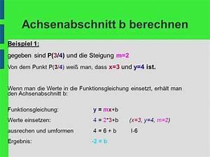 Seitenverhältnis 4 3 Berechnen : steigung m berechnen man kann die steigung auch berechnen ppt herunterladen ~ Themetempest.com Abrechnung