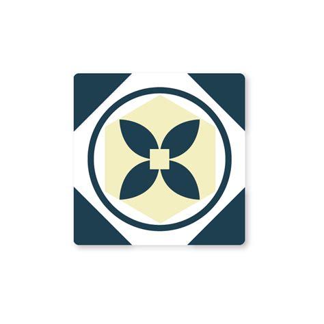 stickers carreaux cuisine stickers carreaux de ciment cuisine beige et bleu color