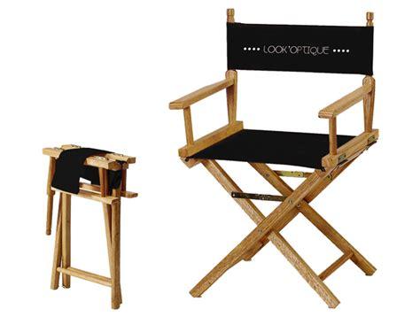 fauteuil de metteur en asdirect fr fauteuil metteur en sc 232 ne personnalisable noir