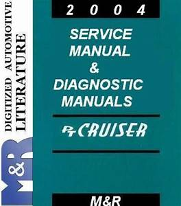 2004 Pt Cruiser Chrysler Service Manual   Diesel