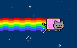 nyan cat nyan cat pixel mcedit schematic minecraft project