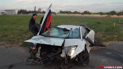 lamborghini helicopter lamborghini crashes in race against remote control