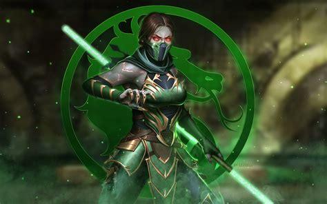 Wallpaper Video Game, Jade, Mortal Kombat 11, Xi Picture