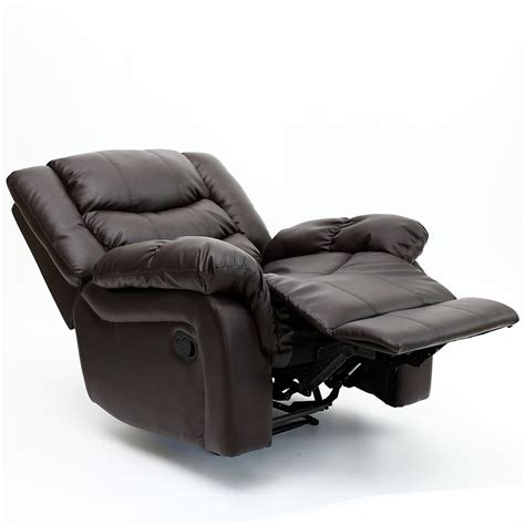 Amazon Ireland Gaming Chairs by Seattle Leather Recliner Armchair Sofa Home Lounge Chair
