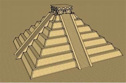 Aztec Temple Tattoo