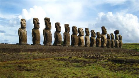 The Genius of Ancient Man: Easter Island: Statues of Mystery