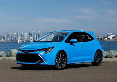 Clash Of 2019? New Toyota Corolla Hatch Vs Volkswagen Golf