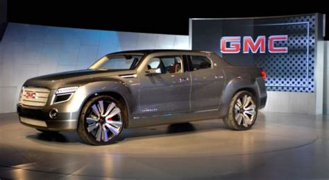 concept work truck gmc hybrid truck concept debuts at chicago auto show top