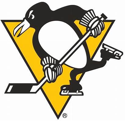 Penguins Pittsburgh Logos Hockey Penguin Nhl Sports