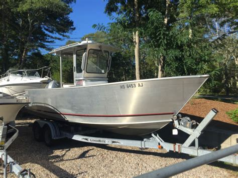 Used Pacific Aluminum Boats For Sale by 2004 Pacific 23 2325 Center Console Aluminum Pilot House