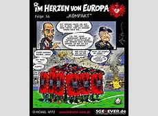 Spieltagscomic zum Heimspiel gegen Bayern München