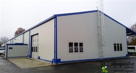 capannone acciaio capannone in acciaio rivestito da pannelli isolanti bologna