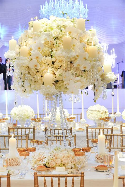 ideas  extravagant wedding decor