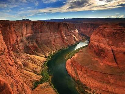 Canyon Grand Colorado River Park Earth National