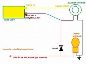 Diy   Modif Jalur Camera Mundur Agar Bisa Mode Auto