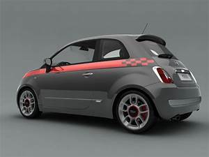 Fiat 500 Sport Prix : fiat 500 sport 3d model ~ Gottalentnigeria.com Avis de Voitures