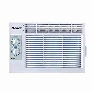Gree 0 5 Hp  Manual Window Type Air Conditioner