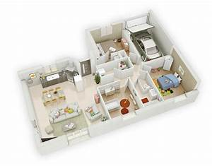 Plan Interieur Maison : mikit lorie plan plan maison en 2019 ~ Melissatoandfro.com Idées de Décoration