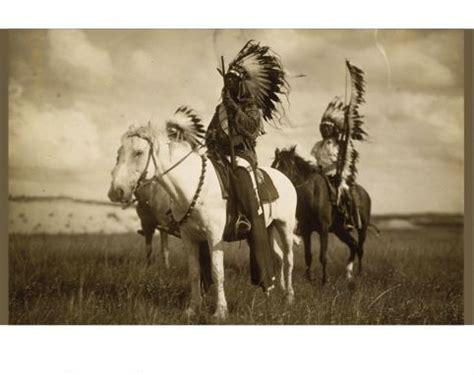 los sioux tribus de america los nativos americanos