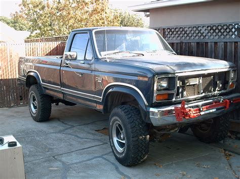 1985 Ford F250 by 1985 Ford F250 Information And Photos Momentcar