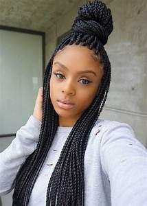Coiffure Tresse Africaine : 1001 coiffures modernes avec une tresse africaine ~ Nature-et-papiers.com Idées de Décoration