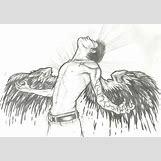Fallen Angel Drawings | 900 x 628 jpeg 108kB