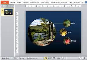 Smartart Photo Diagram Maker Template For Powerpoint