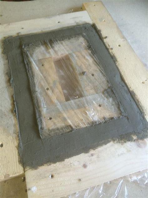 ölflecken auf beton entfernen ein leinwandbild 3 rahmen diy tutorials f 252 r beton