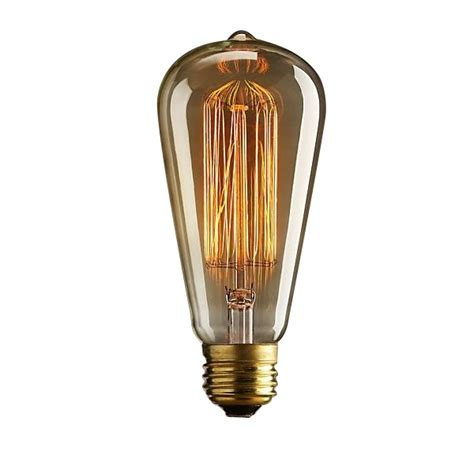 Fashioned Light Bulbs by Cage Ls Fashioned Style Edison Squirrel Cage