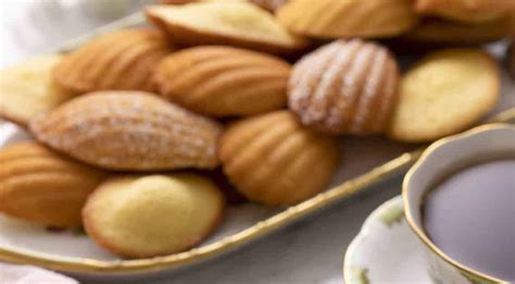 Madaline's dense structure will provide very good barrier and filtration properties. Moist Madalines / Chocolate Madeleines Madeleines Au ...