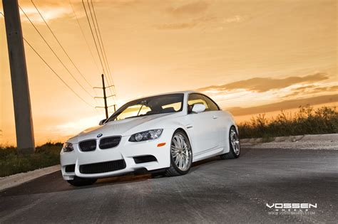 08 Bmw M3 Convertible Chasing The Sunset