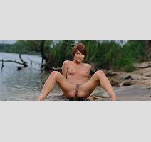 Katrin B Nude Lake Met Art Redbust Hot Girls Wallpaper