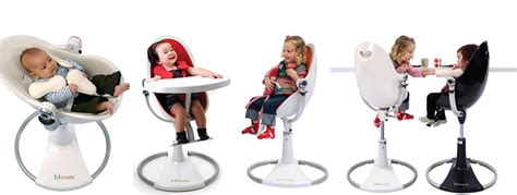 bloom fresco chrome toddler baby safety high chair