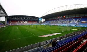 Wigan in danger of being wound up like Macclesfield ...