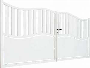Portail Alu 3m : portails battants tous les fournisseurs portail ~ Edinachiropracticcenter.com Idées de Décoration
