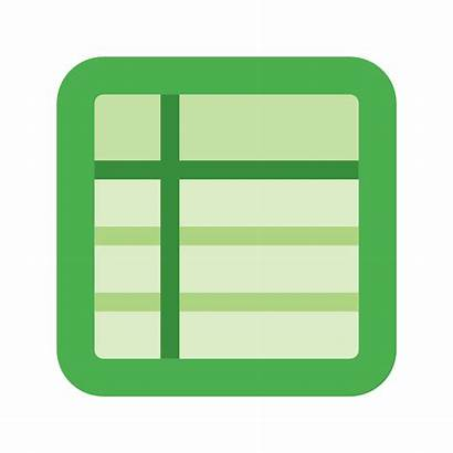 Icon Google Spreadsheet Sheets