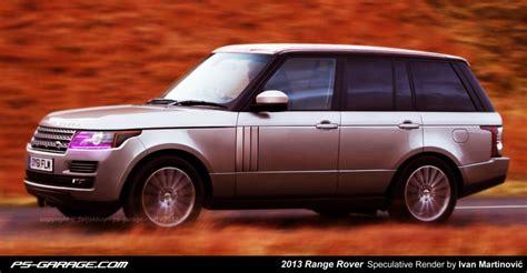 range rover rose 2013 range rover code l405 rendering by ps garage