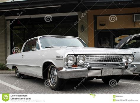 The Old Chevrolet Car Stock Photo. Image Of Coupe, Company