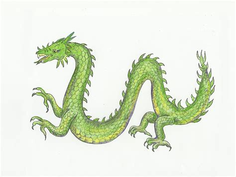 Source, Chinese Dragon
